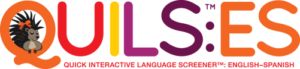 QUILS:ES English-Spanish Language Screening Tool logo